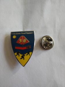 FRR 30th Anniversary Pin Badge