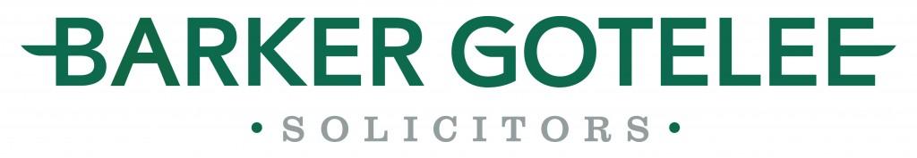 Event sponsors: Barker Gotelee Solicitors