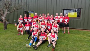 FRR Team Photo at Stowmarket Half