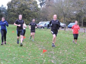 Parkrun #164 - 14th November 2016 [My first parkrun since August]