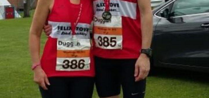 Ian and Helen Duggan
