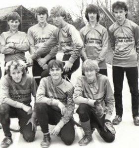 Gt Blakenham CSC U18s C.1983